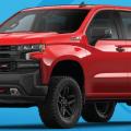 2021 chevrolet silverado truck