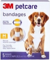 3m petcare bandage