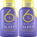 6 hour sleep