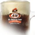 a and w collectors mug