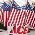 ace hardware american flags