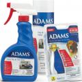 adams pet care products
