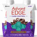 advant edge carb control protein shake