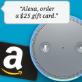 amazon alexa gift card