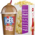 amc icee and popcorn
