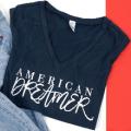 american dreamer t shirts