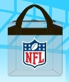 atlanta falcons bag