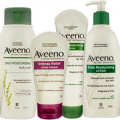 aveeno daily moisturising products