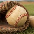 baseball glove bat