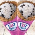baskin robbins waffle cones