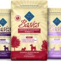 blue buffalo basics dog food