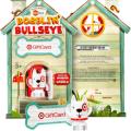 bobblin bullseye target gift card