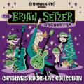 brian setzer orchestra christmas rocks album