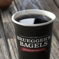 brueggers bagels coffee