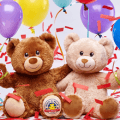 build a bear national teddy bear day