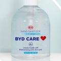 byd hand sanitizer