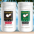 cacafe coconut coffee and tea
