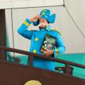 captain crunch costume