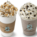 caribou coffee beverages
