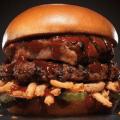 carls jr hardees babyback rib burger