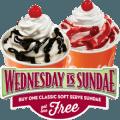 carvel classic sundae bogo wednesday