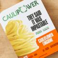 caulipower cauliflower linguini