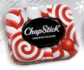 chapstick holiday tins