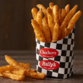 checkers and rallys fries