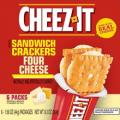 cheez it sandwich crackers