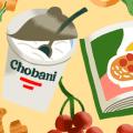 chobani cookbook