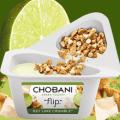 chobani flip greek yogurt