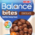 chocolate balance bites