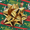 christmas chronicles wrapping paper