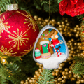christmas keepsake ornament