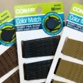 conair color match bobby pins