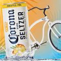 corona seltzer bike