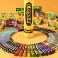 crayola product spread