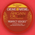 creme of nature perfect edges hair gel