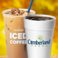 cumberland farms hot and iced coffee