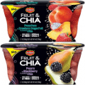del monte fruit and chia cups