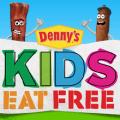 dennys kids eat free
