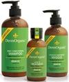 dermorganic hair care trio