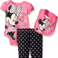 disney baby girls minnie mouse clothing