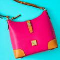 dooney and burke spring shades handbag