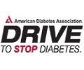 drive to stop diabetes wristband