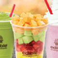 edible arrangements smoothies and shakes