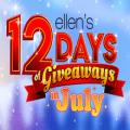 ellens 12 days of giveaways in july