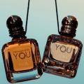 emporio armani because its you fragrance