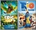 epic and rio dvd