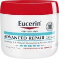eucerin advanced repair cream jar